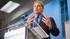 New York City FC announced On May 21,
