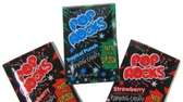 Pop Rocks (Pop Rocks Inc.) These fruity popping