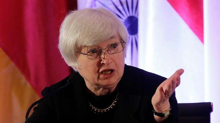 Janet Yellen, vice chair of the Board of