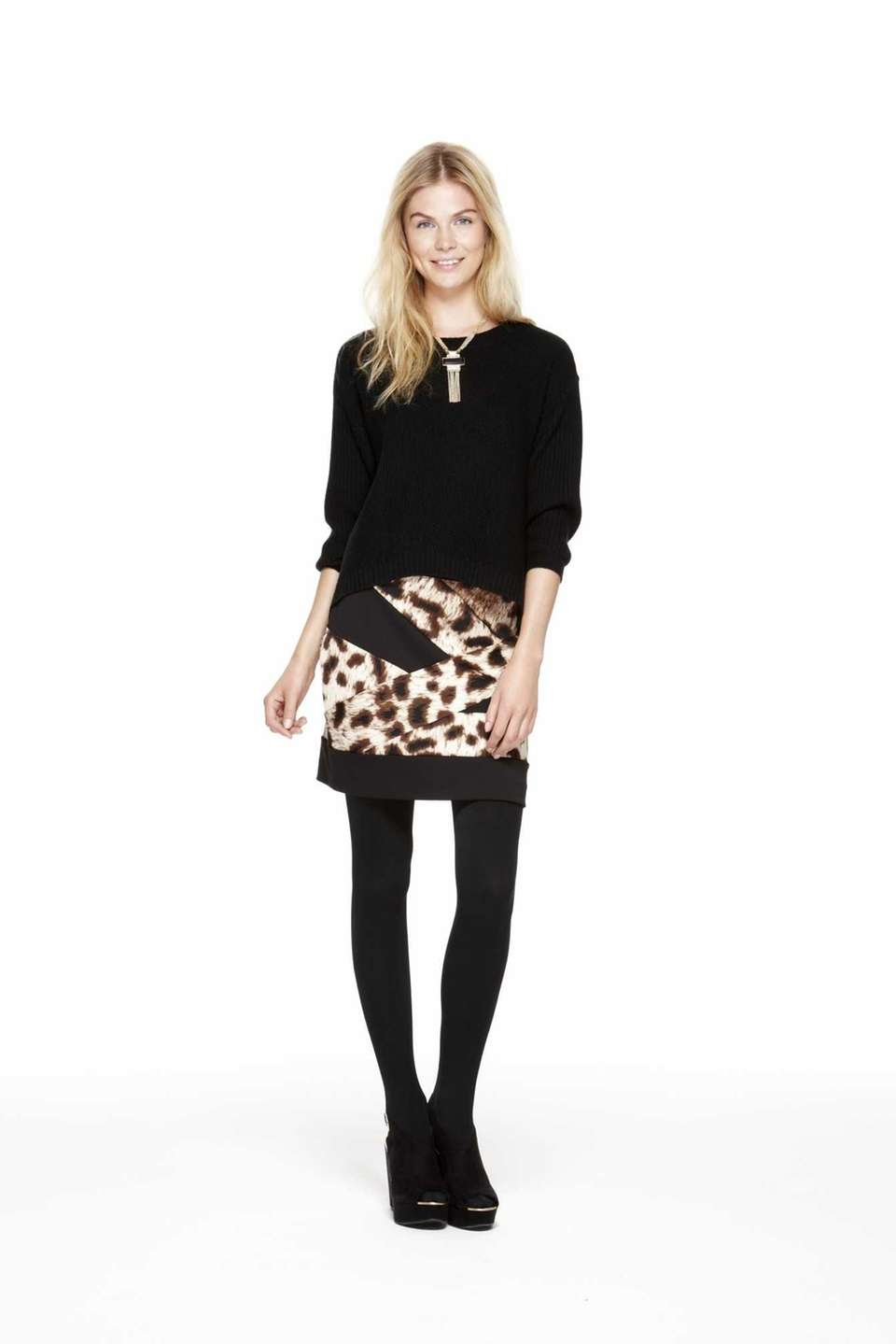 Nicole by Nicole Miller's skirt in a fun