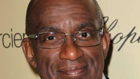 TV personality Al Roker attends The Weinstein Company's