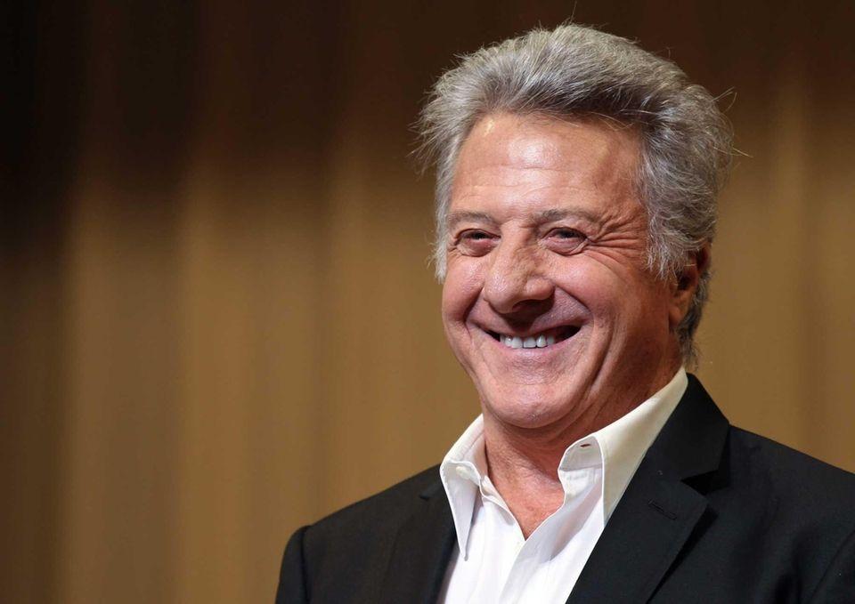 The publicist for Academy Award-winning actor, Dustin Hoffman,