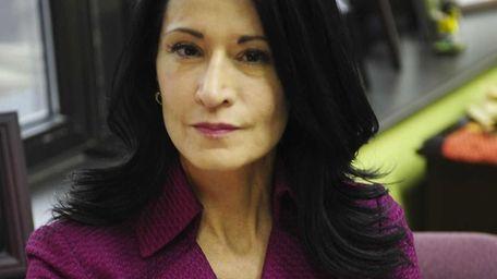 Suffolk County Chief Deputy County Executive Regina Calcaterra