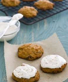 The Carrot Drop Cookies recipe can be found