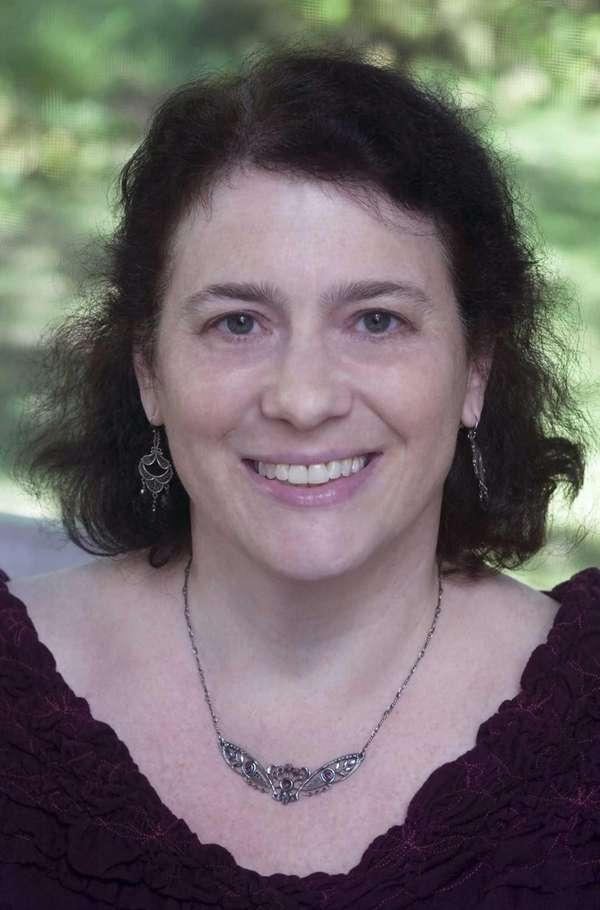 Deborah Yaffe, author of