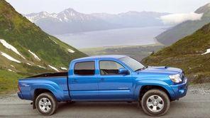 Toyota is recalling 342,000 Tacoma midsize pickup trucks
