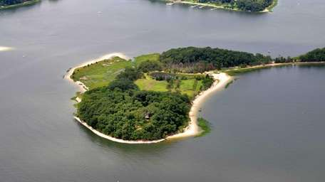 The 21.9-acre property Duck Island finally has a
