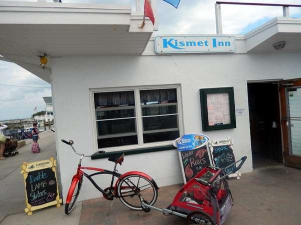The Kismet Inn in Kismet, Fire Island. (Aug.