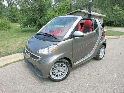 The 2013 Smart ForTwo gets an estimated 76