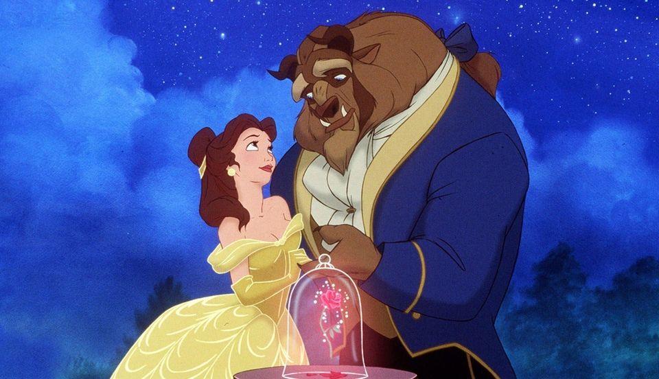Disney's version of the familiar fairy tale has