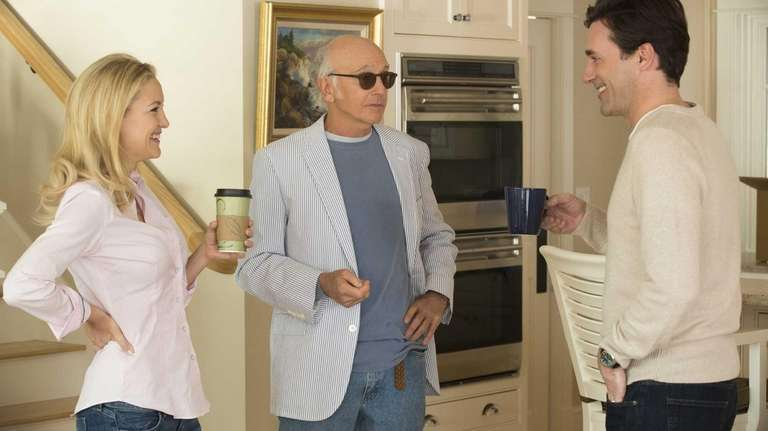 Larry David stars as a man who hatches