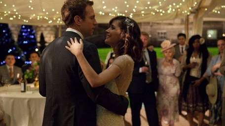 Rafe Spall and Rose Byrne star in