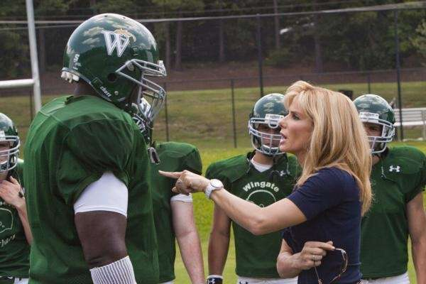 1. THE BLIND SIDE Release date: Nov. 20,
