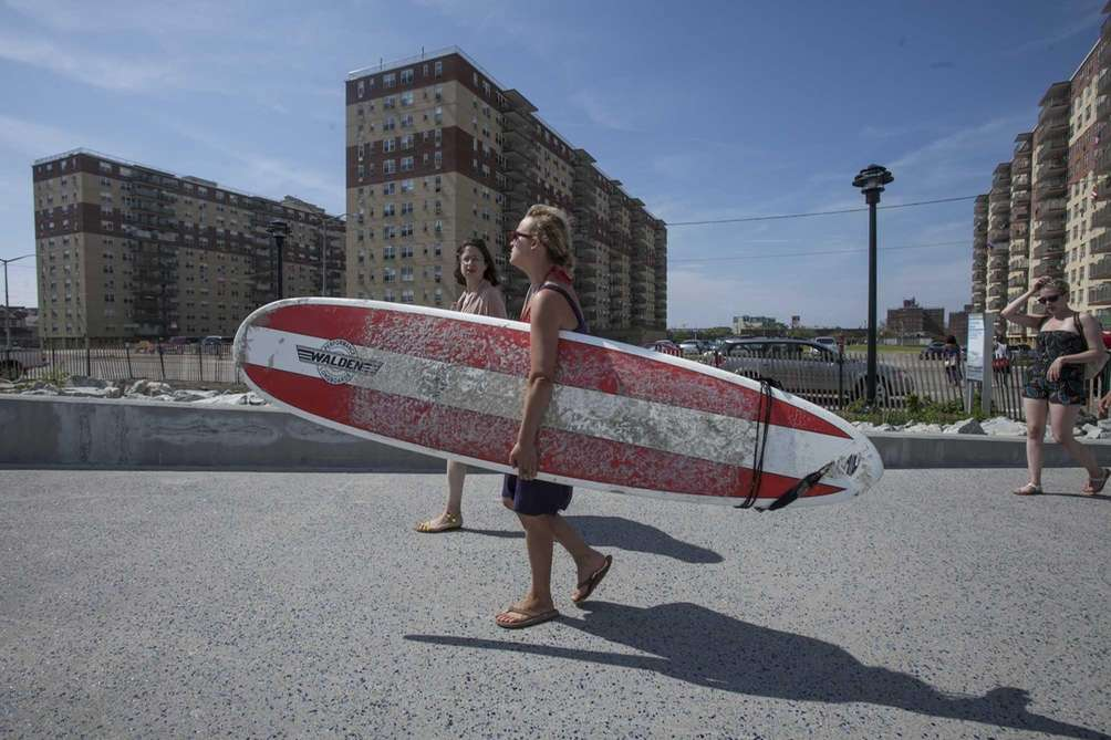 Rockaway Beach has always been a well-known spot
