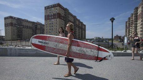 Rockaway Beach has always been a well-known spot
