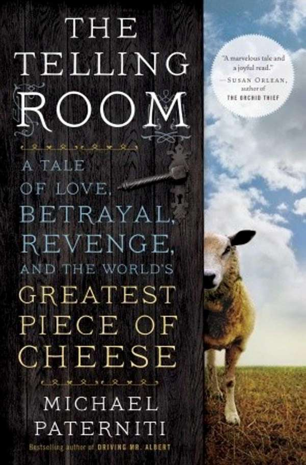 """""""The Telling Room: A Tale of Love, Betrayal,"""