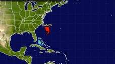 Sandy was categorized as a superstorm when it