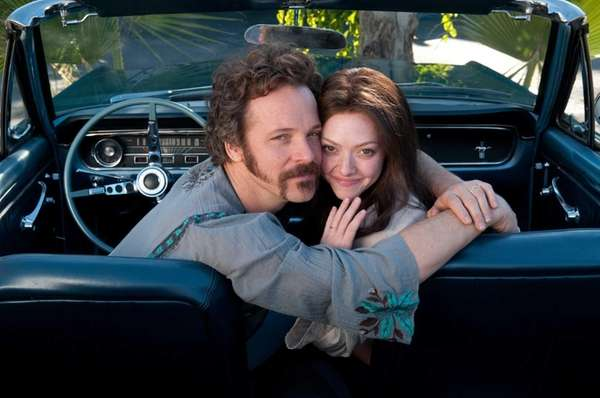 "Peter Sarsgaard and Amanda Seyfried in ""Lovelace."""
