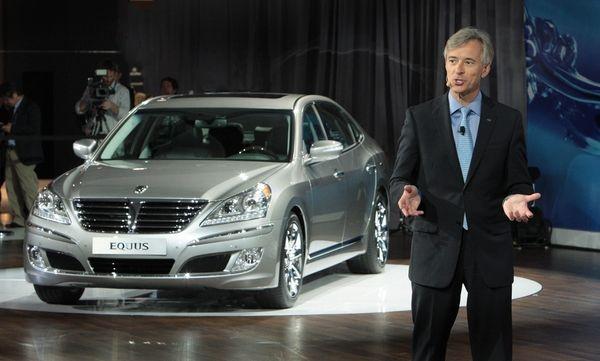 Hyundai Motor America President and CEO John Krafcik