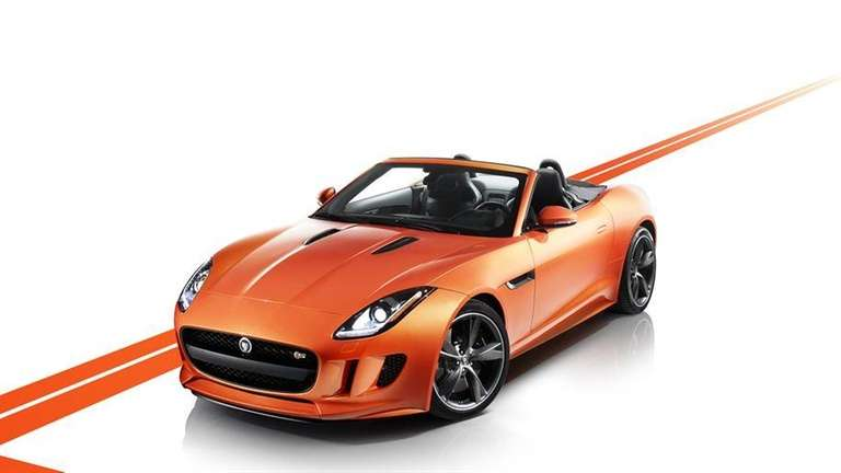 The F-Type is the successor to the company's