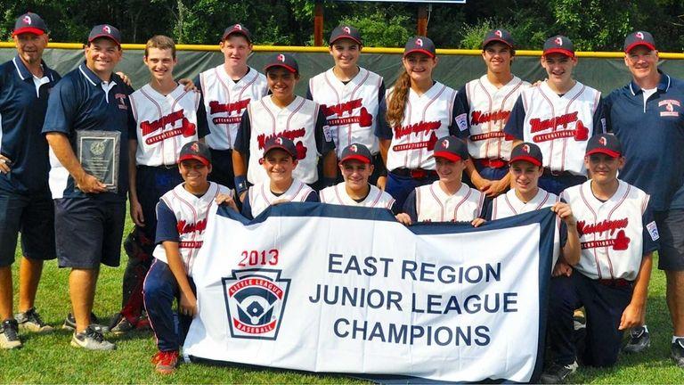 Massapequa International League 2013 East Region Junior League