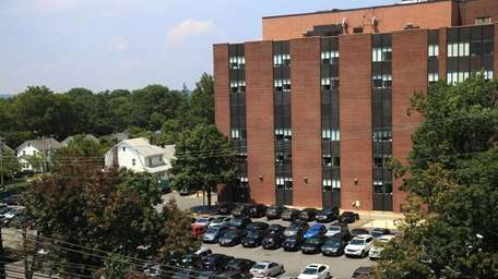 Winthrop-University Hospital in Mineola was ranked as one