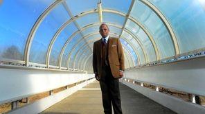SUNY Old Westbury president Calvin O. Butts III,