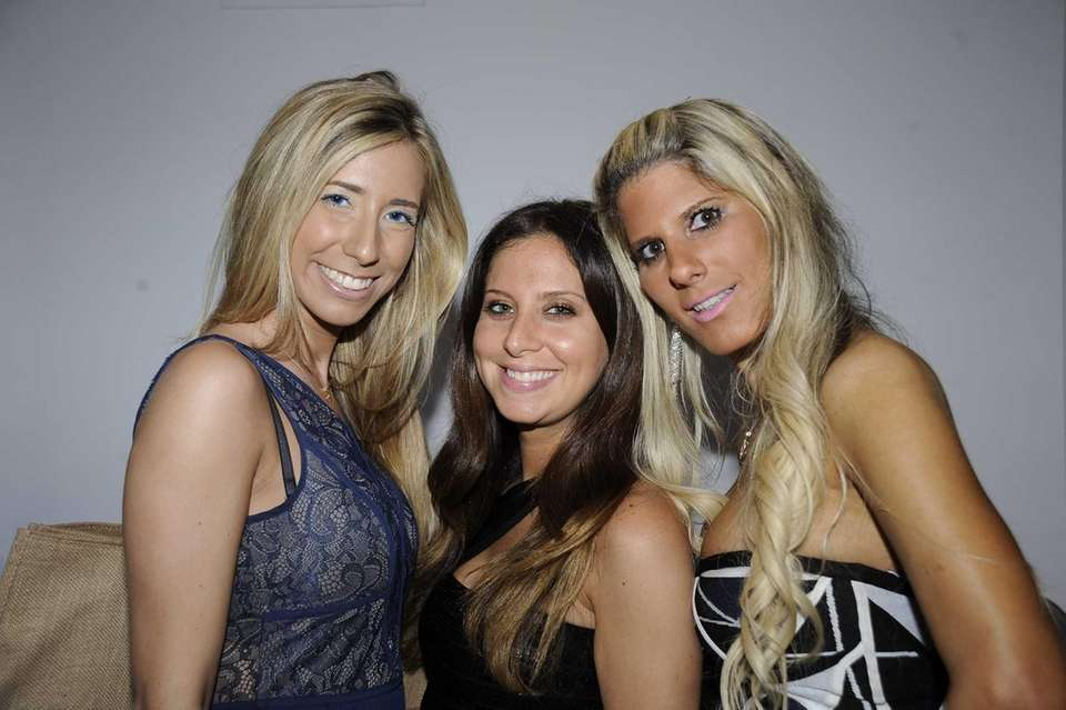 From left, Tiffnie Waldmar, Korin Zarfaty and Sara