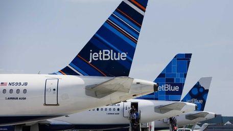 JetBlue chief executive David Barger says the company,