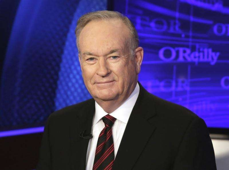 Bill O'Reilly was born on Sept. 10, 1949.