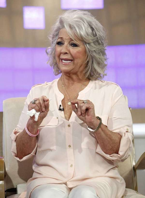 Paula Deen appears on NBC News'
