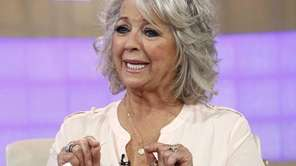 "Paula Deen appears on NBC News' ""Today"" show."