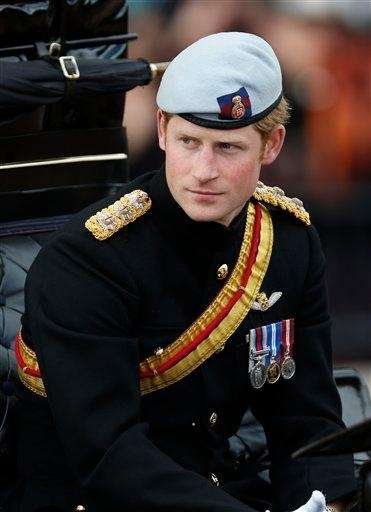 Prince Harry was born on Sept. 15, 1984.