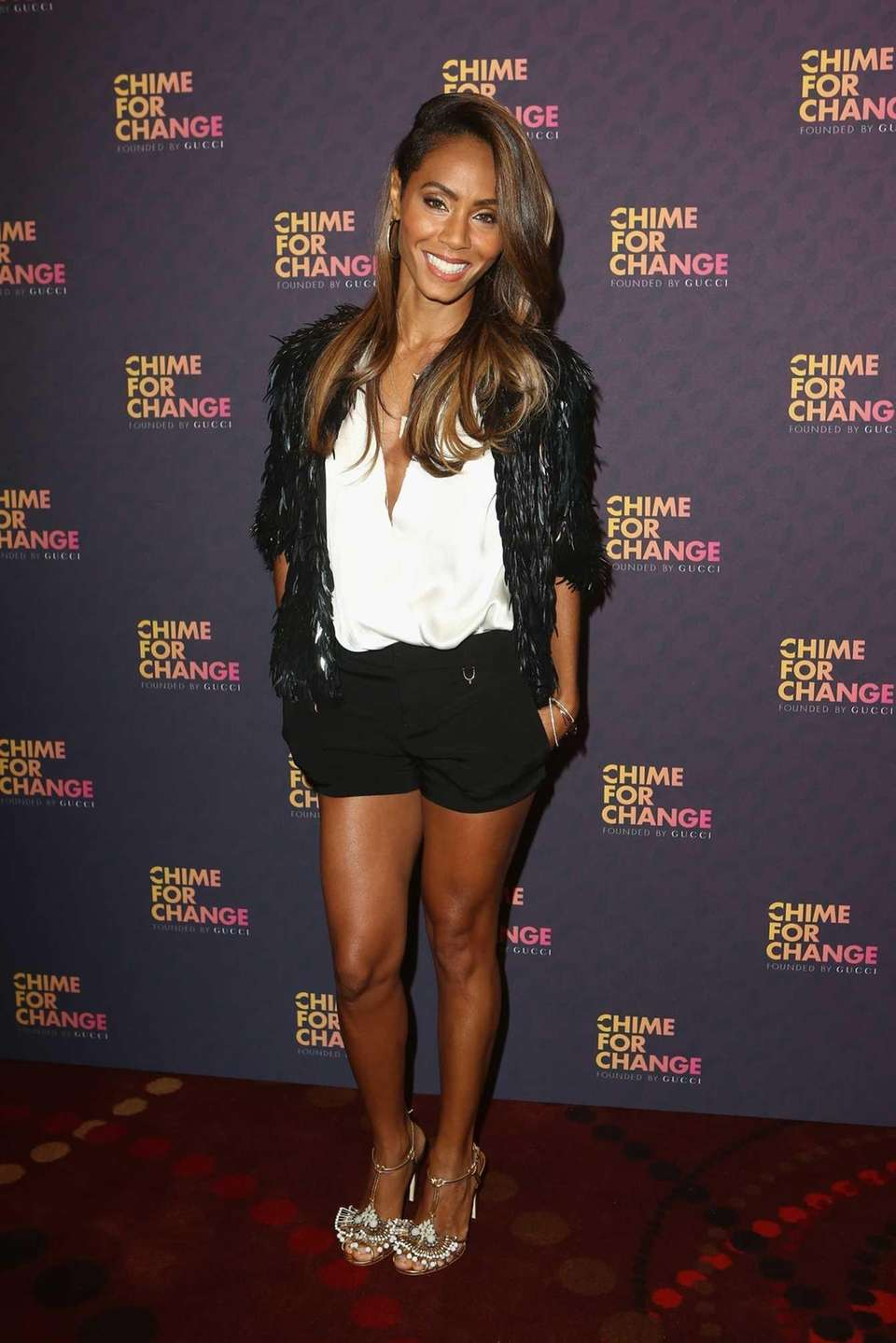 Jada Pinkett Smith was born on Sept. 18,