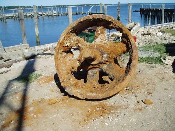 The New Suffolk Waterfront Fund is trying to