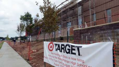 Target plans to hire 250 for its new