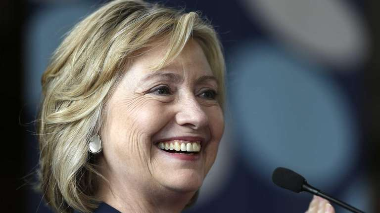 Hillary Rodham Clinton is the Grand Old