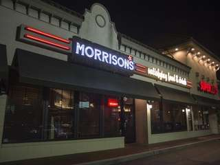 Morrison's restaurant, located in Plainview. (Aug. 10, 2013)