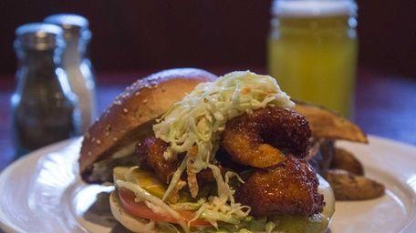 Morrison's restaurant in Plainview serves a shrimp po'