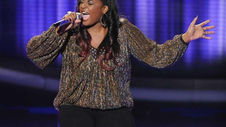 Candice Glover will be coming to Nassau Coliseum