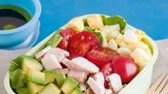 The Kiddie Cobb Salad recipe can be found