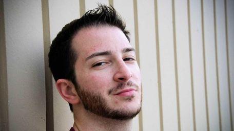 Bellmore native Wesley Ambrecht, 23, a graduate student