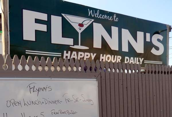 Flynn's Fire Island in Ocean Bay Park. (Aug.