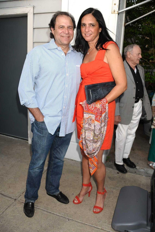 Bob Rosen and Antonella Bertello, co-owners of the