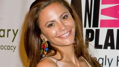 Gia Allemand attends the Farm Sanctuary 25th Anniversary
