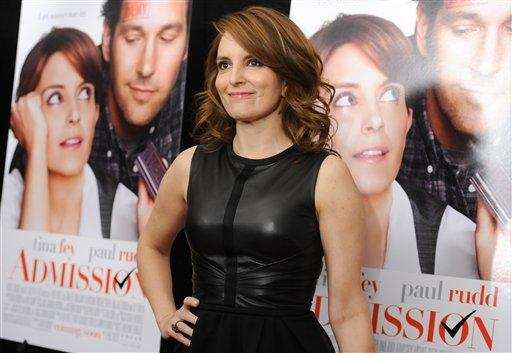 Tina Fey attends the premiere of