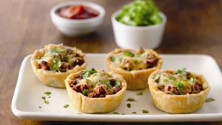 The muffin tin taco pie recipe can be