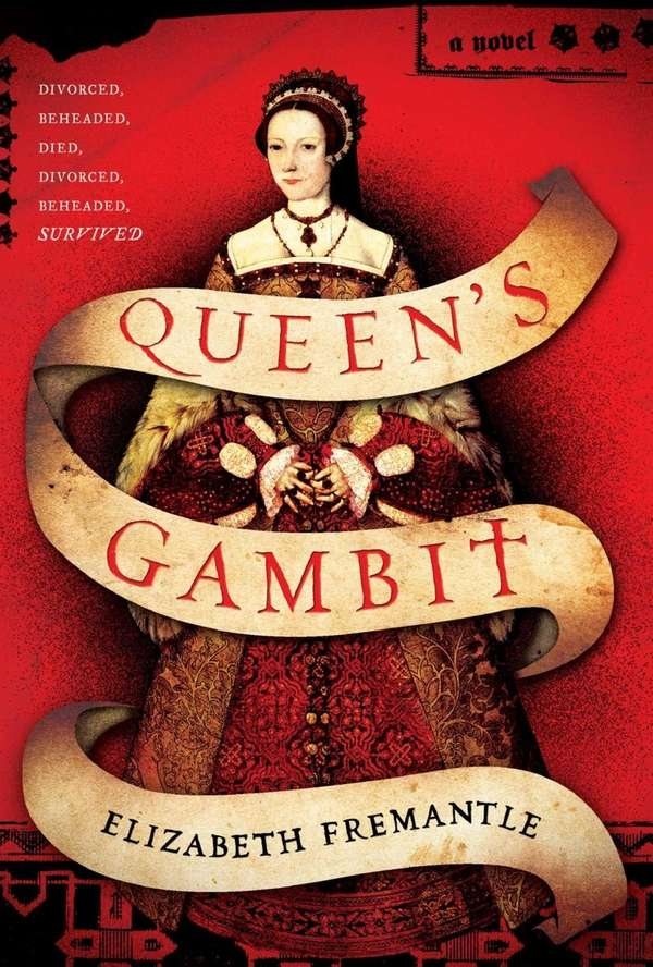 """Queen's Gambit"" by Elizabeth Freemantle (S&S, August 2013)"