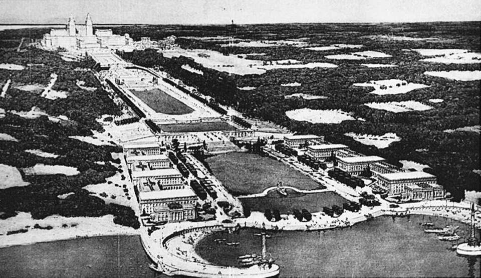 NEW VERSAILLES, PORT WASHINGTON In the early 20th