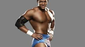 WWE Superstar Darren Young.